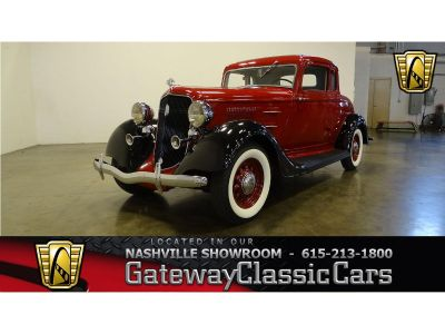 1934 Plymouth Antique
