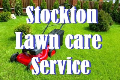 Stockton Lawn Care Service
