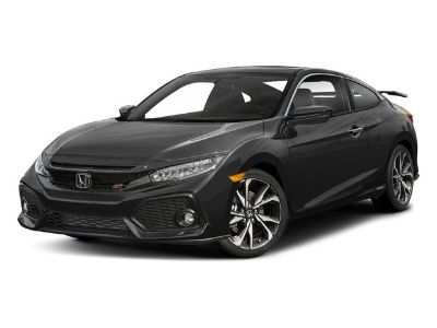2017 Honda CIVIC COUPE Si (White Orchid Pearl)