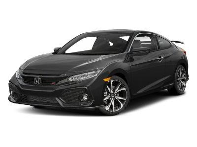 2017 Honda Civic Si (BLACK)