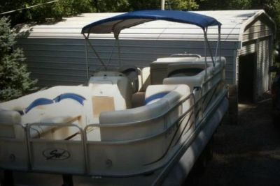 2007 Sweetwater 2386 RE4