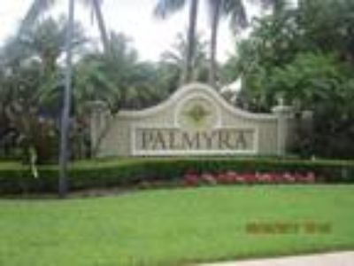 Boynton Beach / Palmyra Single House
