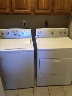 Kenmore series 500 washer and dryer