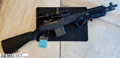 For Sale: Springfield M1A SOCOM II .308 WIN
