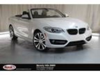 Used 2016 BMW 2 Series White, 19.6K miles