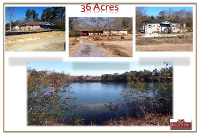 Barnhill Assemblage-36 Acres, 2 Houses, Storage Building-Myrtle Beach-Keystone Commercial Realty