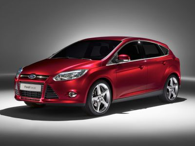 2014 Ford Focus SE (Ingot Silver Metallic)
