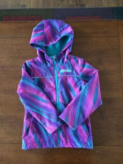 Girl's xmtn Spring/Fall Jacket - Size xs (4-5) - VERY GOOD USED CONDITION!