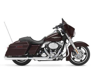 2011 Harley-Davidson Street Glide Touring Motorcycles Bristol, VA