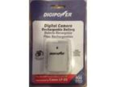 Digipower Digital Camera Rechargeable Replacement Battery
