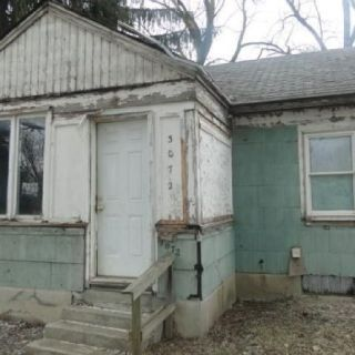 Handyman Special! Single Family Requires Full Rehab