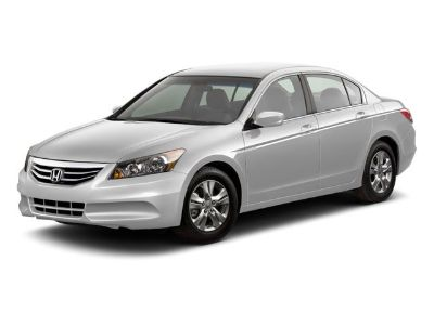 2012 Honda Accord SE (Black)