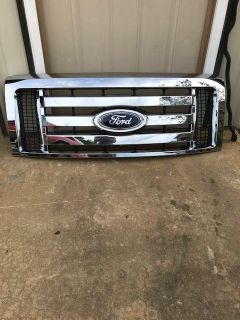 2009 F-150 Ford Grille