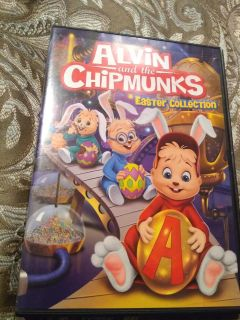 Alvin & the Chipmunks Easter Collection - Great Condition!