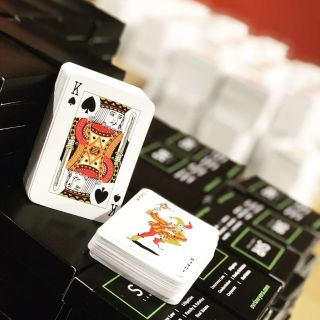 Custom Game Card Printing in New York