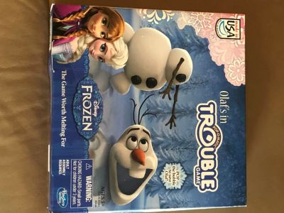 Frozen Trouble game