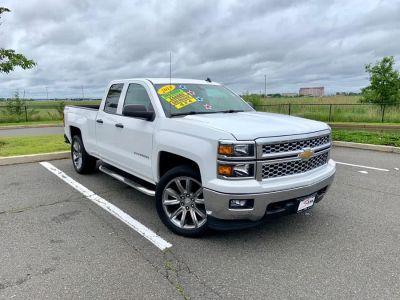 2014 Chevrolet Silverado 1500 LT (White)