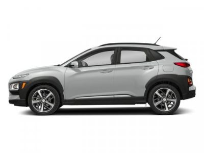2018 Hyundai KONA SEL (Sonic Silver w/Black Roof)