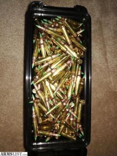 For Sale: 500rds Lake City M855 5.56 in ammo can