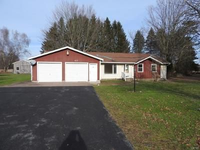 3 Bed 1 Bath Foreclosure Property in Baldwinsville, NY 13027 - Lamson Rd