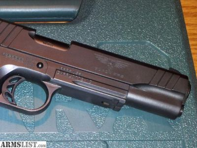 For Sale: PARA USA Black Ops 1911 'Winged Skull'