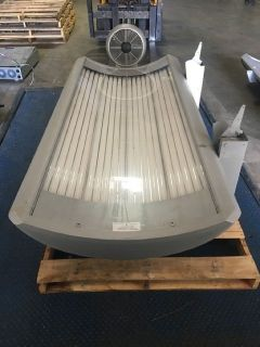 2009 SunDash Ergoline Ambition 300 Tanning Bed RTR# 8083102-03