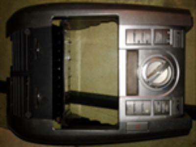 Parts For Sale: Window and a/c control unit and radio box