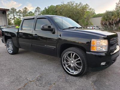 2007 Chevrolet Silverado 1500 Work Truck (Black)