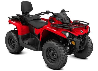 2018 Can-Am Outlander MAX 450 Utility ATVs Clinton Township, MI