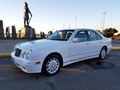 2001 Mercedes-Benz E-Class E 320 4dr Sedan