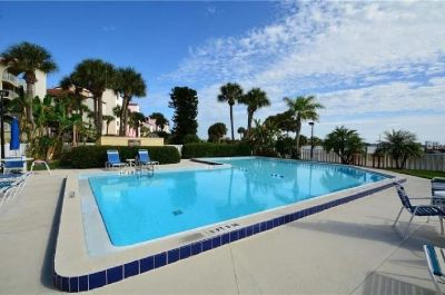 DIRECT RIVERFRONT UNIT WITH BALCONY AND LARGE PATIO TO WATCH THE SUNRISE AND SUNSET