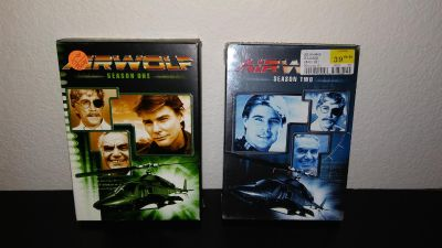 Airwolf Seasons 1 and 2
