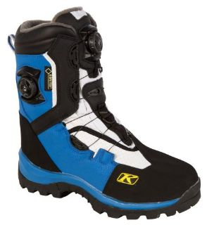 Sell 2017 KLIM Adrenaline GTX Boa Boot Blue motorcycle in Sauk Centre, Minnesota, United States, for US $349.99
