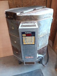 Used L&L Easy Fire Electric Kiln