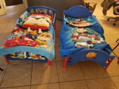 Toddler Beds with Everything Included!!!