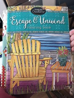 9 adult coloring books