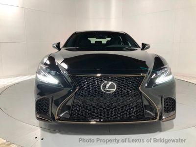 2019 Lexus LS (obsidian)