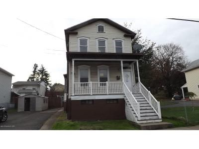 3 Bed 1 Bath Foreclosure Property in Wilkes Barre, PA 18702 - Kidder St