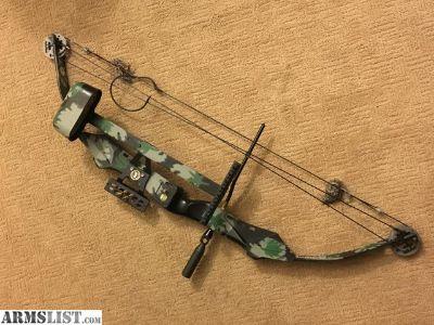 For Sale: PSE Lightning Flite II bow