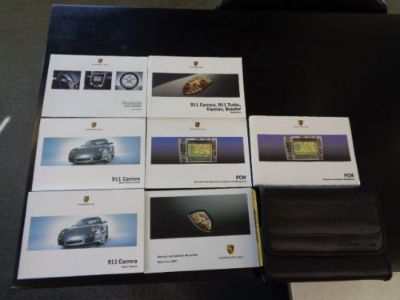 Buy 2007 Porsche Carrera / Carrera 4 / 4S Owners Manual SET motorcycle in Gonzales, Louisiana, United States, for US $140.00