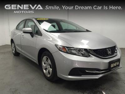 2014 Honda Civic Sedan 4dr CarLX