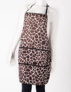 Exotic Animal Print Apron