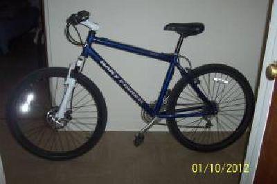 $300 2009 Gary Fisher Mountain Marlin Bike
