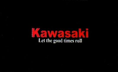 Buy KAWASAKI MOTORS FLAG 3X5' BLACK BANNER JX* motorcycle in Castle Rock, Washington, US, for US $17.95