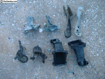 VW golf jetta motor transmission mount 85-92
