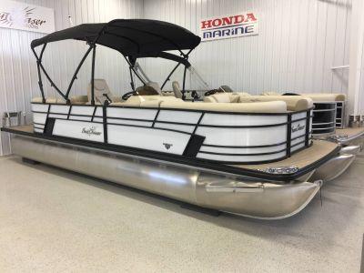2018 SunChaser Eclipse 8523 LR DH Pontoons Boats Kaukauna, WI