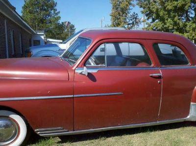1950 DeSoto Coupe