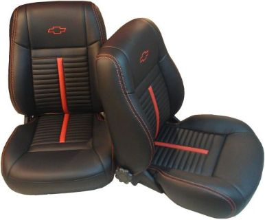 Purchase Chevelle SS Interior kit 68-72 Bucket front seats & rear bench seat upholstery motorcycle in Cambridge, Minnesota, United States, for US $2,000.00
