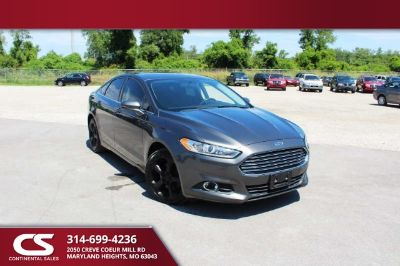 2015 Ford Fusion SE (Guard - Gray)