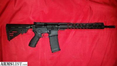 """For Sale: PSA Blackhawk AR15 16"""" mid 5.56"""